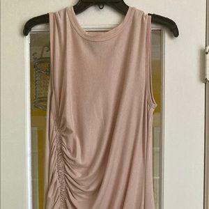 Women's tan dress